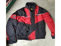 Dynamic motorcycle jacket