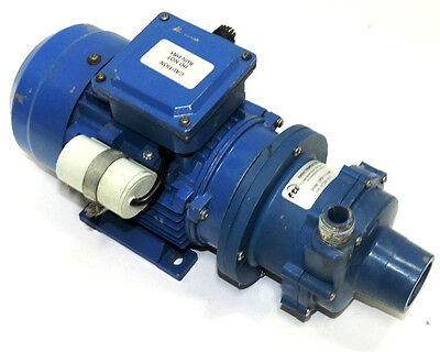 Finish Thompson Db5p-t-e-m613 Magnetic Drive Pump 60 Psi Max Db5ptem613