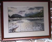 Bern Smith - Mount Rundle - Banff National Park