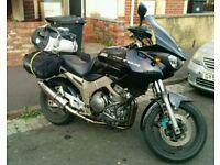 Yamaha tdm 900 12 month MOT