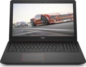 Dell 7559 Intel Quad Core i7-6700HQ / 8GB / 1TB Hybrid / 4GB GTX 960M / Full HD