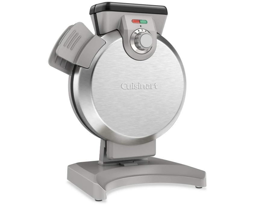 Cuisinart WAFV100 Waffle Iron Single Silver