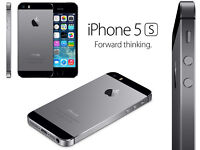 Apple iphones 5s 16GB Space Grey Sealed + Unlocked to all networks ks