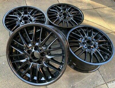 Refurbished Genuine BMW MV1 Alloys Staggered - Gloss Black E36,E46,E90,E92 M3?