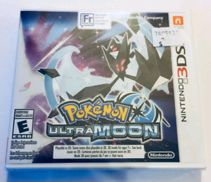 Ultra Moon, 3 DS video games