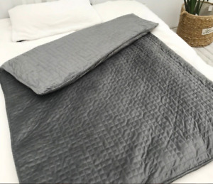 "15lb Queen Size 60"" x 80"" Weighted Sensory Blanket"