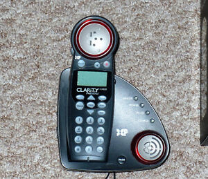 Clarity Pro C4220 5.8GHz Cordless Amplified Phone with DCP