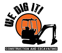 We Dig It Constrution and Excavating