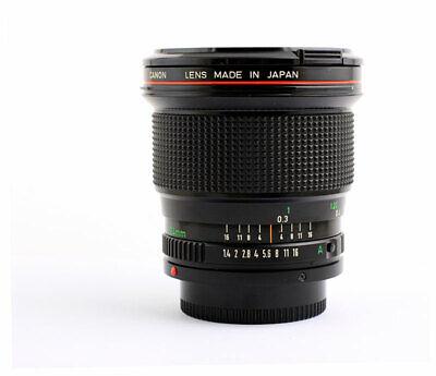 Canon FD 24mm F1.4 L Lens Mint