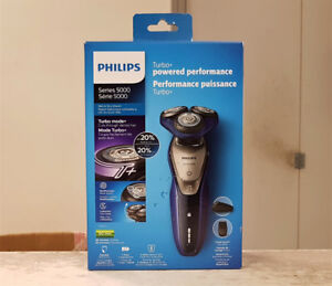 Philips Turbo+ Wet & Dry Electric Shaver