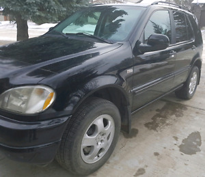 For Sale/Trade: 2000 Mercedes ML430 fully loaded, V8 4.3L