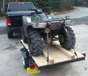 ATV Trailer or Motorcycle Trailer Kit - Moving Sale $50 off NS