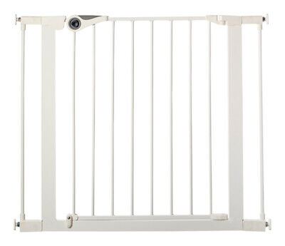 North States  White  30 in. H x 29.5-39  W Metal  Child Safe