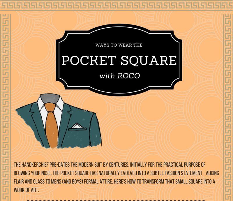 Pocket Square Part I