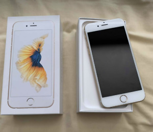 iPHONE 6S GOLD  128gb (Locked to Bell/Virgin)