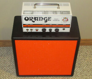 Orange & Fender   Duo  *(Both Brand New)  *(just reduced)