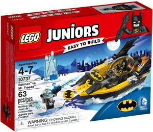 Lego Batman Versus Mister Freeze 10737 Juniors