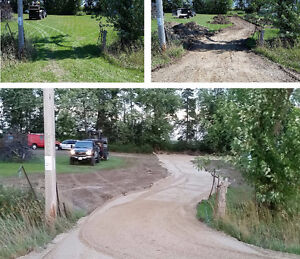 Driveway removal, excavating, grading, and demolition in K-W Kitchener / Waterloo Kitchener Area image 3