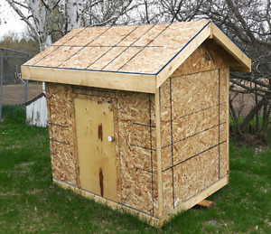 Small Insulated Building