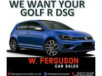 2019 Volkswagen Golf R DSG MK7.5 WANTED - TOP PRICES PAID Hatchback Petrol Semi