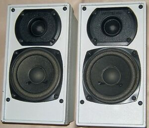 Awesome DBOX SD50P Bookshelf or Wall Speakers SYNTHEDATA West Island Greater Montréal image 1