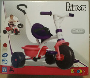 New girls tricycle