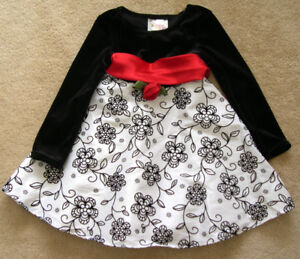 Childs party dress