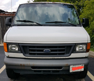 Ford van for sale best offer takes it