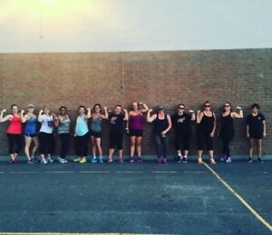 Outdoor Courtice Bootcamp for Beginners