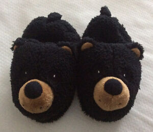 Youth Slippers (3 Pairs)
