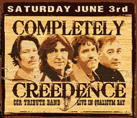 COMPLETELY CREEDENCE - CCR TRIBUTE DANCE