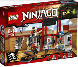Lego Ninjago Jail break out 70591
