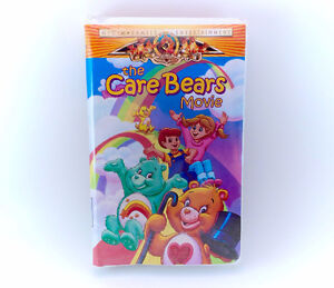 Brand New Factory Sealed Care Bears VHS Movie