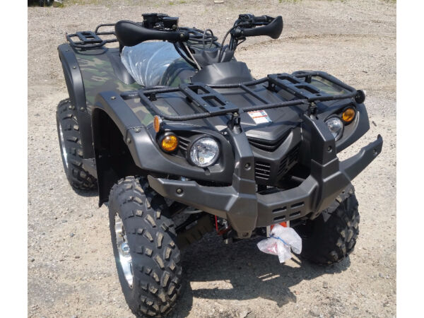 Used 2014 Hisun BEAR CLAW 500