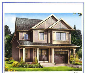 New home in Thorold ready Spring 2019!