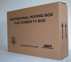 Looking for a cardboard  TV Box 42 inch or bigger