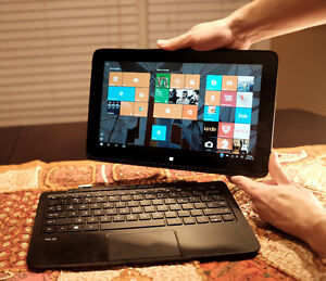 2-in-1 HP Laptop and Tablet (pro x2)