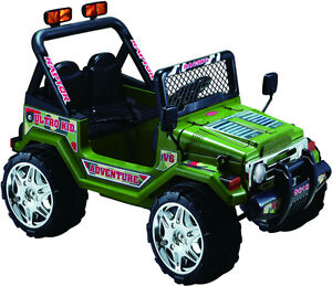 12V Ride on Jeep Wrangler Style - Christmas Special Kitchener / Waterloo Kitchener Area image 5