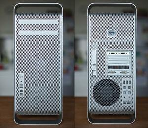 Mac Pro Intel Xeon 8 cores (Sierra)