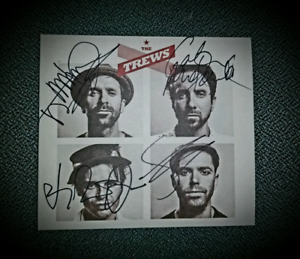 The Trews signed CD