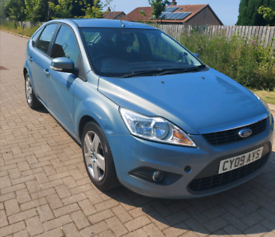 Ford focus style, 2009, 1.6 petrol