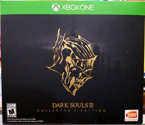 NEW Dark Souls 3 Collector's Edition