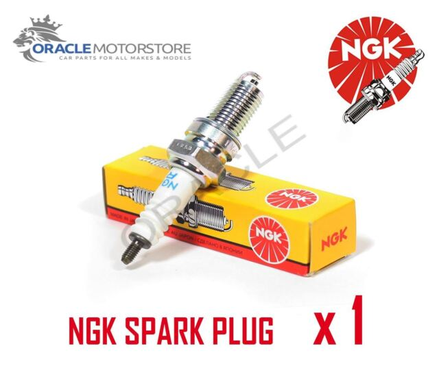 1 x NEW NGK PETROL COPPER CORE SPARK PLUG GENUINE QUALITY REPLACEMENT 5742