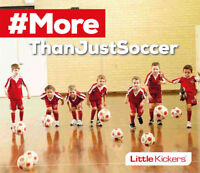 Indoor Soccer for Children ages 5 - 7 years
