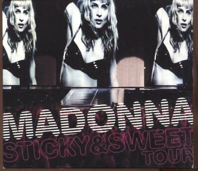 Madonna --Sticky & Sweet Tour [Deluxe Edition] -- CD & DVD w/39 Trks comprar usado  Enviando para Brazil