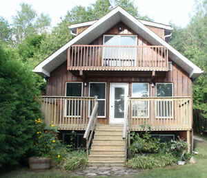 STUNNING DEEDED LAKE HOME FOR RENT
