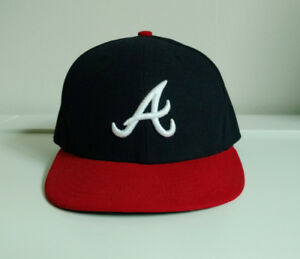 Atlanta Braves Baseball Hat (New Era 59Fifty - 7 1/4)
