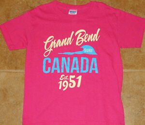 Size 8-10 / Small - Grand Bend Tee