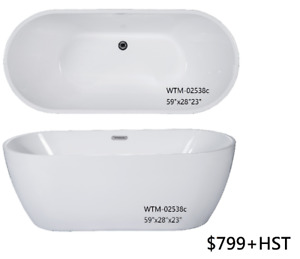 ON SALE:::Bath Tub 20% OFF, Faucet 40% OFF,Glass Sink 50% OFF