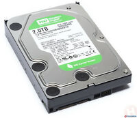 Western Digital 2TB Green Hard Drive